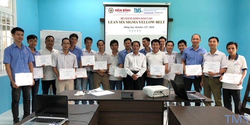 Lean six sigma Yellow belt 900